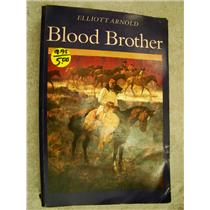 Blood Brother by Elliott Arnold