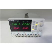 Instek-GW GPD-4303S Programmable Linear DC Power Supply, 4 Ch, 200W