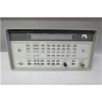Agilent Front Panel for 8648C Signal Generator