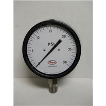 Series 7000B Spirahelic® Direct Drive Pressure Gauge MODEL 7112B-G030