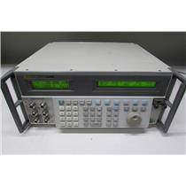 Fluke 5820A Oscilloscope Calibrator opt 5C & 2.1 GHZ