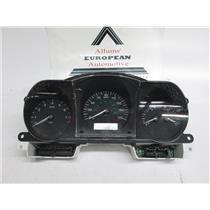 Jaguar XK8 XKR speedometer instrument cluster LHC4300AH #4
