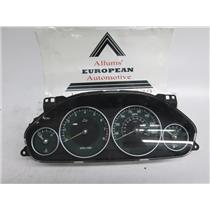 Jaguar X-Type speedometer instrument cluster 1X4F10841A #6
