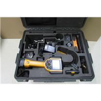 GE Inspection XL GO Videoscope BoreScope 6mm/3m NDT W/ Optical Tips, Complete