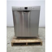 "BOSCH 300 SGE53U55UC 24"" 46 dBA 4 Wash Cycle Full Front Console Dishwasher"