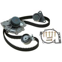Volve Engine Timing Belt Kit with Water Pump 1998-2009 Gates TCKWP331