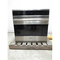 Viking Designer Series 30 Inch 4.3 cu. ft Single Electric Wall Oven DSOE305TSS