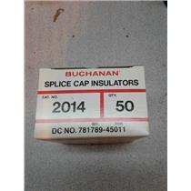 Buchanan 2014 Splice Cap Insulators (1/2)