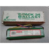 Advance V-2S34-TP Epak 34 Ballast