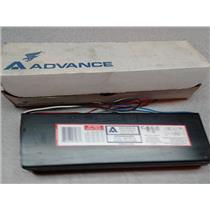 Advance VEL  2P75  S Ballast