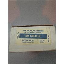 Advance SM 140 S TP Ballast (1/2)