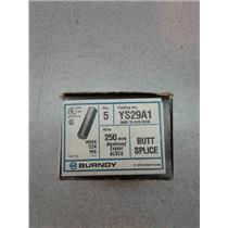 Burndy YS29A1 Butt Splice