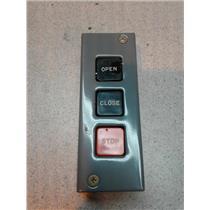 Eastern Motor Controls 73D5-PB-3 Pushbutton Enclosure Assembly W/Internals