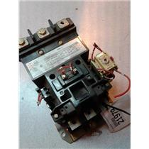 Allen Bradley 500F-E0B930 3P 3Ph 135A 600V Magnetic Contactor