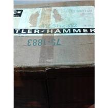 Cutler-Hammer 4105H2312H Heavey Duty Safety Switch 60A 600Vac 3P