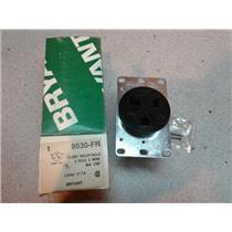 Bryant 9530-FR Flush Receptacle 2P 30A 125V