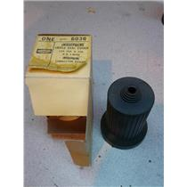 Hubbell HBL6036 Insulprene Triple Seal Cover For 20A & 30A Connector Bodies