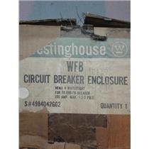Westinghouse WFB Circuit Breaker Enclosure
