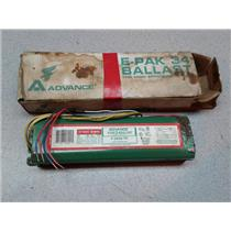 Advance V-2S34-TP E-Pak 34 Rapid Start Ballast, 277V, 60Hz