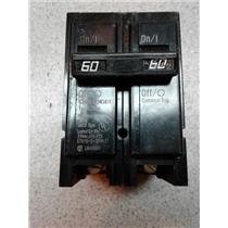 Challenger C260 2Pole 60 Amp Circuit Breaker