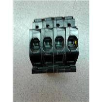 Challenger C120/50/50/20 4 Gang 1 Pole 20/50/50/20 Amp Circuit Breakers