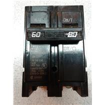 Callenger C260 2 Pole 60 Amp Circuit Breaker