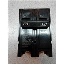 Challenger C260 2 Pole 60 Amp Circuit Breaker