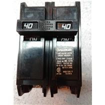 Challenger C240 2 Pole 40Amp Circuit Breaker