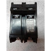 Challenger C240 2 Pole 40 Amp Circuit Breaker (1/2)