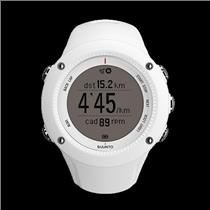 Suunto Watch Ambit 2R White Ladies GPS Runners Watch w/ 3D Compass. SS020658000