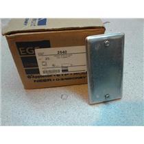 Appleton 2540 Hany Box Cover Box of 25
