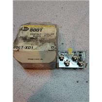 Allen Bradley 800T-XD1 Series D Contact Block
