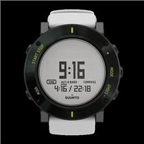 Suunto Watch Core White Crush SS020690000 Altimeter/Barometer/Thermometr/Compass