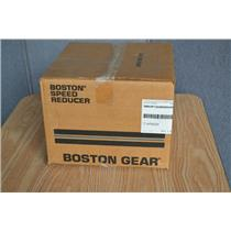 BOSTON GEAR 50:1 RATIO WORM SPEED REDUCER, SBKHF72650KB5HSP20