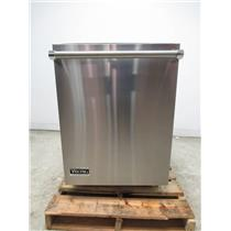 """Viking 24"""" 3rd rack 6 Wash Cycles Fully Integrated SS Dishwasher FDW301WS"""
