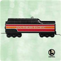 Hallmark Keepsake Ornament 2003 Daylight Oil Tender - Lionel Trains - #QXI8249