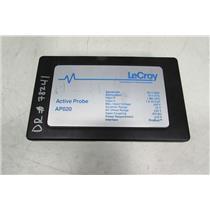 LeCroy AP020 Active FET Probe 10:1, DC - 1 GHz, 1.8 pF