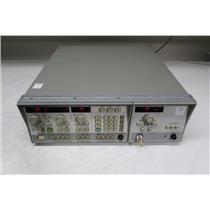Agilent Keysight 8350B Mainframe w/ 83594A Sweep Generator 2-26.5 Ghz +4dBm