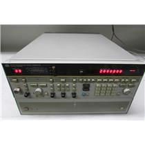 Agilent HP 8673D Synthesized Signal Generator, 0.5-26 GHz Opt H16