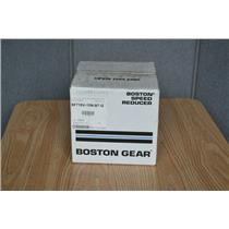 Boston Gear 10:1 Ratio Worm Gear Speed Reducer, SF718V-10N-B7-G