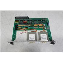 Agilent HP E1369A Microwave Switch Driver for 75000, w/ (2) 8762F