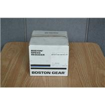 Boston Gear 15:1 Ratio Worm Gear Speed Reducer, Washdown, BKCRF710B-15SP-B4-JS1