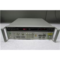 Agilent HP 8970B Noise Figure Meter, 10-1600 MHz, opt 020