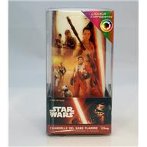 Candle Impressions Star Wars The Force Awakens Flameless Candle - #LUC35SW131