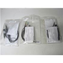 Tektronix P2221 Passive Voltage Probe, 200 MHz, 1X/10X, qty 3