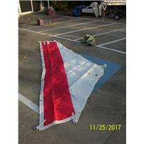 RF ATN Storm Jib w Luff 11-0 from Boaters' Resale Shop of TX 1711 2251.91