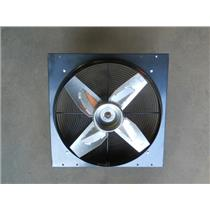 "DAYTON  Heavy Duty Direct Drive Exhaust Fan 24"" x 24"" 115VACV,MODEL# 4C127F"