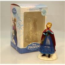 Enesco Department 56 Anna Trinket Box Figurine - Disney's Frozen - #4045049-DB