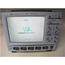 LeCroy WaveSurfer 424 Oscilloscope, 200MHz, 4CH, Opt L, just cal'd