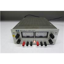 Agilent HP 6205B Adjustable Dual DC Power Supply
